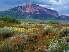 Gunnison Valley, Colorado