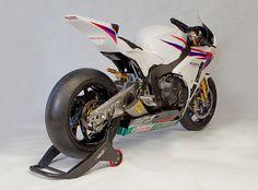Honda CBR 1000 RR Honda World Superbike Team 2012