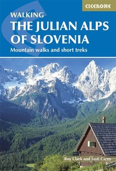 Guidebook describing over 60 walks in the Julian Alps of Slovenia. The walks are organized around five bases - Kranjska Gora, Bovec, Kobarid, Bled and Bohinj. The routes in the Julian Alps range from easy valley walks and rougher forest trails to high-mountain protected routes and multi-day treks.