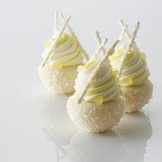 코코넛 레몬 슈