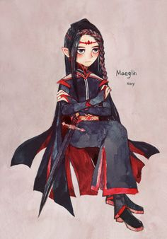 Maeglin by Navy