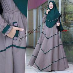 Maryam by Humaira Hijab Muslim Evening Dresses, Muslim Dress, Modern Hijab Fashion, Muslim Women Fashion, Abaya Designs, Fancy Blouse Designs, Women's Fashion Dresses, Skirt Fashion, Muslimah Clothing