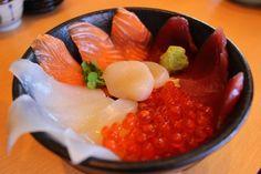 行列のできる超うまい海鮮丼屋はココ!茨城県那珂湊「海門」 | 茨城県 | [たびねす] by Travel.jp