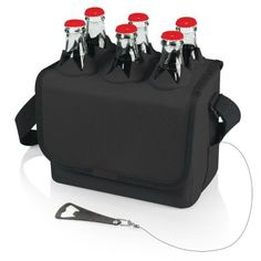 Picnic Time Six-Porter 6-Bottle Insulated Cooler $29.99
