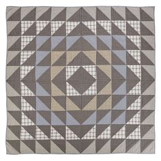 Maddox Quilt ~ Available in 4 Sizes