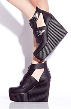Cool wedges !!!