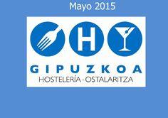 Asociación de Empresarios de Hostelería de Gipuzkoa. Mayo 2015  Actividad desarrollada por la Asociación de Empresarios de Hostelería de Gipuzkoa durante el mes de Mayo de 2015.