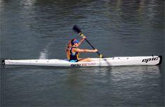 Surf Ski Kayaks: Epic Kayaks.  Visit North Coast Kayak to see a selection of Epic models.
