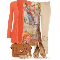 Real Life Teacher Wear, created by tufootballmom on Polyvore