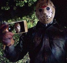 Jason's selfie