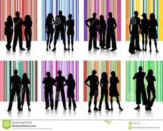 Grupos De Pessoas - Baixe conteúdos de Alta Qualidade entre mais de 30 Milhões de Fotos de Stock, Imagens e Vetores. Registe-se GRATUITAMENTE hoje. Imagem: 9484735