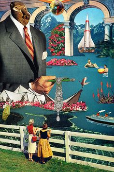 Inappropriate Business Offer - Eugenia Loli