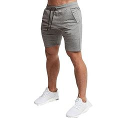 Shorts Mens Bodybuilding Grid Breathable Fast Dry Boardshorts Joggers Knee Length Sweatpants Male Fitness Workout Beach Short Making Things Convenient For The People Men's Clothing