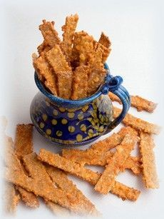 Roppanós, fűszeres zabfalatkák - Ani - culinaris Savory Snacks, Snack Recipes, Cooking Recipes, Feta, Good Food, Yummy Food, Antipasto, Sweet And Salty, Diy Food