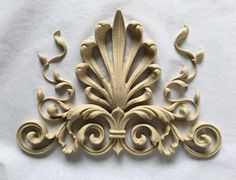 The palmette, constantly used in Georgian & Regency Decoration Times is a art motif which, in its most characteristic expression, resembles the fan-shaped leaves of a palm tree. It has a far-reaching history, originating in Ancient Egypt with a subsequent development through the art of most of Eurasia.