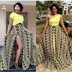 Change it up, change it loud African Print Dress Designs, African Print Dresses, African Fashion Dresses, African Dress, African Outfits, Ankara Fashion, African Prints, African American Fashion, African Print Fashion
