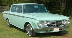 1962 AMC Rambler Green, for sale in United States, $5,950.
