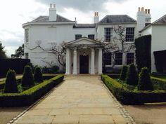 Wonderful find in Richmond Park.. Pembroke Lodge