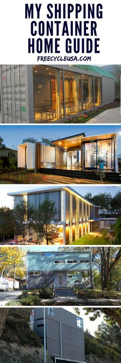 See the best Shipping Container House Build Guide here.