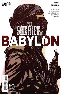 Sheriff of Babylon (2015) Issue #10