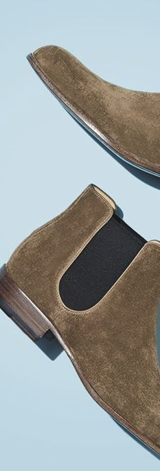 Boot Malmo - JB Rautureau #LeBonMarche #TBM #fashion #men #homme #chaussure #shoes