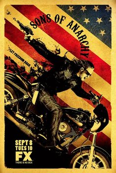 Sons of Anarchy Season 2 that's my show!!