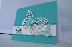 The Craft Spa - Stampin' Up! UK independent demonstrator : Tin of Cards #4