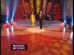 Karen Hardy and Mark Ramprakash SCD 2006 Series 4 Salsa