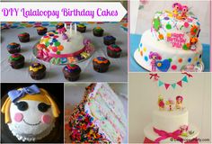 DIY Lalaloopsy Birthday Cake Ideas - LalaloopsyParty.com