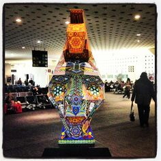 Airport Benito Juarez, Mexico. Airports, Texas, Around The Worlds, Tower, Memories, Spaces, Building, Pictures, Travel