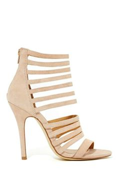 Shoe Cult Bella Sandal - Blush