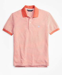 169075d686 Brooks Brothers Slim Fit Vintage Stripe Polo Shirt Striped Polo Shirt, Dry  Hands, Brooks
