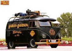 van volkswagen customized