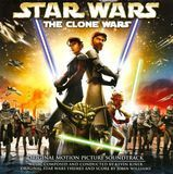 Star Wars: The Clone Wars [Original Motion Picture Soundtrack] [LP] - Vinyl