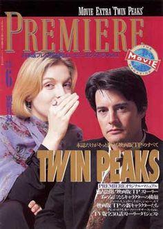 Twin Peaks Premiere magazine