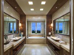 Sean O'Connor Lighting: Tropical Penthouse