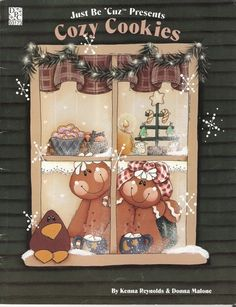 Cozy Cookies Kenna Reynolds & Donna Malone - soniartes pintura - Picasa Web Albums