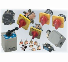 all make Kaycee , Salazer , SCI , Surdhi Rotary Switch available on sanjay electrical.