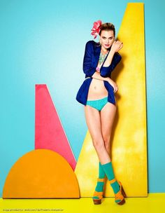 Colourful fashion photography from Frederic Charpentier... do you think it has potential?
