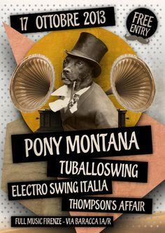 Electro Swing Italia Night - Ottobre Electro Swing, Italia