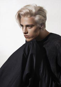 Streetwear Рисование Людей, Мужские Волосы, Короткие Стрижки, Блондины, Светлые Волосы, Платиновая Блондинка, Прически, Мужчины Женщины, Белые Наряды