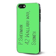 Finding Nemo Address Samsung Galaxy S3 S4 S5 Case Samsung Galaxy Note 3 Case iPhone 4 4S 5 5S 5C Case Ipod Touch 4 5 Case
