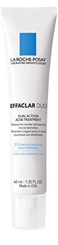 La Roche-Posay Effaclar Duo Dual Action Acne Treatment Cream with Benzoyl Peroxide - http://darrenblogs.com/2016/03/la-roche-posay-effaclar-duo-dual-action-acne-treatment-cream-with-benzoyl-peroxide/