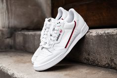 bdc7450722f adidas Originals Continental 80 Closer Look Kicks Shoes Sneakers Trainers  Available Purchase Cop Thursday 19 June Release Date Information Details  YEEZY ...