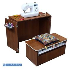 Craft Room Design, Easy Sewing Patterns, Diy And Crafts, Bedroom Decor, Furniture, Inspiration, Home Decor, Wall Photos, Sewing Machine Drawing