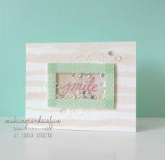 makingcardsisfun.com: Pretty Pink Posh Blog Hop
