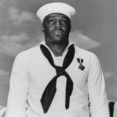 Navy is expected to name a new aircraft carrier after Pearl Harbor hero Mess Attendant Class Doris The post U. Navy to Name Aircraft Carrier for Pearl Harbor Hero Doris Miller: Reports appeared first on DefPost. Doris Miller, Navy Cross, Pearl Harbor Attack, Thing 1, United States Navy, Vector Photo, Before Us, African American History, Us Navy