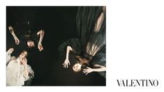 Valentino continues with otherworldly campaign formula to success for A/W 15 via @wgsn_official