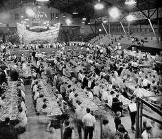 Congrès des témoins de Jéhovah tenu à Trois-Rivières, 1967 #histoire