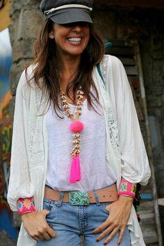 equipaje ss - My tenida. Fashion D, Ibiza Fashion, Estilo Fashion, Indie Fashion, Winter Fashion, Fashion Outfits, Fashion Trends, Casual Fall Outfits, Boho Outfits